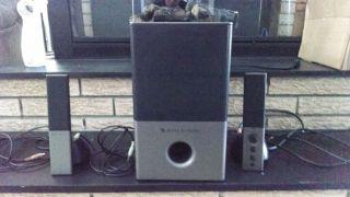 Altec Lansing VS4121 Computer Speakers 2 1 System 021986940166