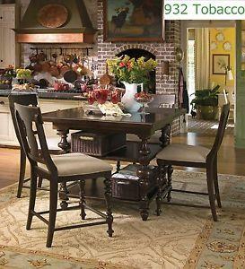 Universal Furniture Paula Deen Home Kitchen Gathering Table 932652
