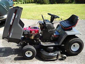 craftsman lawn mower model 247 manual