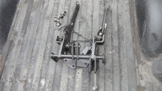 John Deere 3 Point Hitch for 318 322 330 332 420 430 Lawn and Garden Tractors