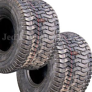 2 20x10 00 8 20 10 00 8 Riding Lawn Mower Garden Tractor Turf Tires 4ply
