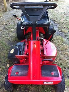 Snapper Riding Lawn Mower 12 5HP