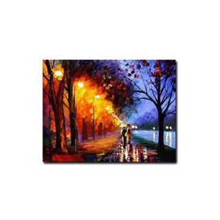 New Acrylic Paint by Numbers Kit Rural Landscape DIY Oil Painting 40x50cm Canvas