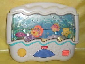 Fisher Price Aquarium Crib Toy Manuals
