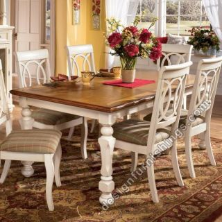 Ashley Alison Hall Extension Dining Table D423 35