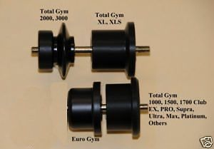 Total Gym Wheels Total Gym Rollers Other Gym Wheels Now