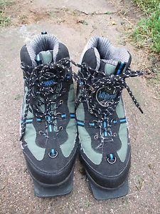 Cross Country Ski Boots 3 Pin