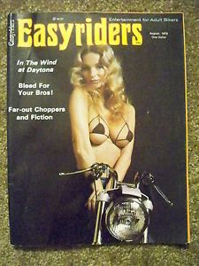Aug 1976 Easyrider Magazine Number 38