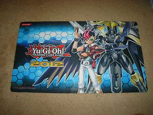 Yu Gi Oh Yuma and Number C39 Utopia Ray Win A Mat Playmat Play Mat New