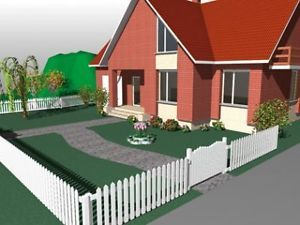 Floor Plans 3D House Design Plans Estimator Software XP