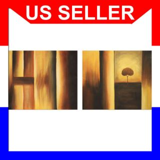 Modern Home Furniture Abstract Oil Painting 24x60 188