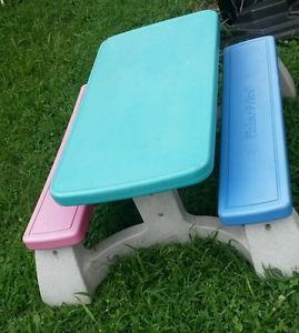 Fisher price picnic table adjustable height watchthetrailerfo