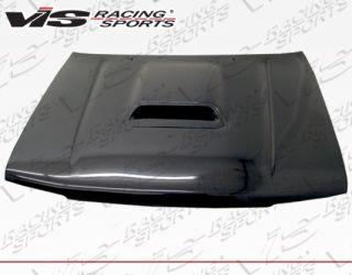 Vis Racing 96 00 Toyota 4 Runner OE Style Carbon Fiber Hood w Scoop