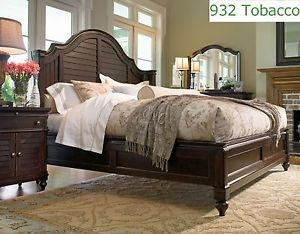 Universal Furniture Paula Deen Home Steel Magnolia Eastern King Bed 932220B
