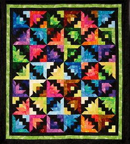 Butterfly Blooms Moda Jelly Roll Pattern Strip Quilting
