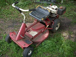 Snapper Riding Lawn Mower Contact Seller Before Bidding