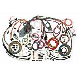 Complete Wiring Harness Kit 47 55 Chevy Chevrolet Truck