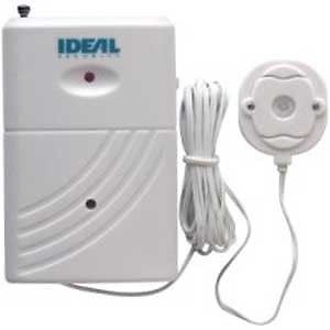 Ideal Security Wireless Water Detector Alarm SK616 Sump Pump Floods Leaks Safety