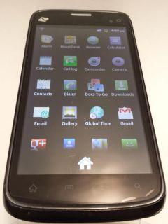 Used ZTE Warp 4GB Black Smartphone Clean ESN Boost Mobile