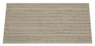 "Flor Cushion Back Chevron Stone Tiles 19 7"" x 39 4"""