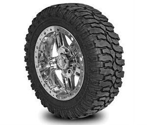 4 Super Swamper Tires 37x13 50R 20LT M16 Tire M16 58