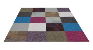 Interface Flor Carpet Tiles Breeze Area Rug