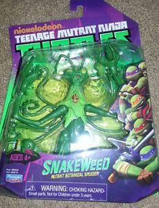 2013 Teenage Mutant Ninja Turtles TMNT Snakeweed Nickelodeon