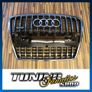 Original Audi W12 Single Frame Grill Grille Audi A8 S8 4E s Line