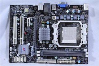 ECS Elitegroup AM3 AMD 760G Micro ATX AMD DDR3 1800