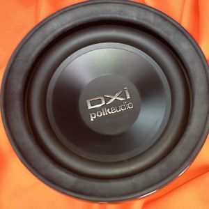 "Polk Audio 8"" DXI 108 Subwoofer Sub Speaker"