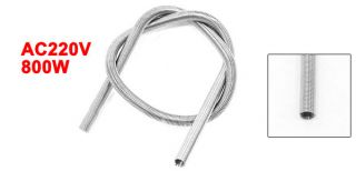 220VAC 800W Kiln Furnace Heating Element Coil Heater Wire 300mm x 4 5mm