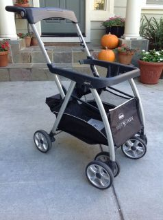 Chicco KeyFit Caddy Infant Car Seat Carrier Stroller