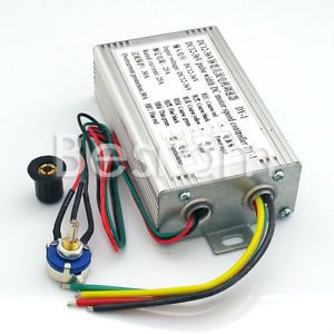PWM High Power DC Motor Speed Controller 12V 36V 25A 900W