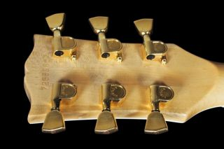 1979 Gibson Les Paul Custom Natural Vintage Rock Hero