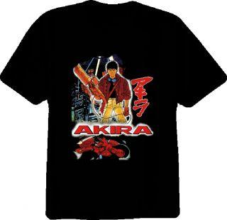 Akira Movie Anime Classic T Shirt
