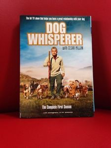 Dog Whisperer with Cesar Millan The Complete First Season DVD 2006 4 Discs 025193009128
