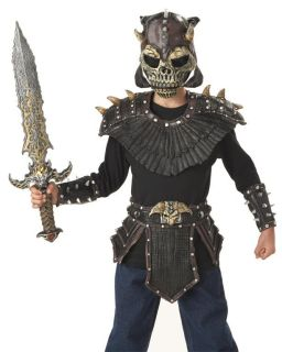 Viking Skull Warrior Accessory Kit Costume