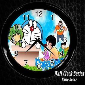 New Doraemon Nobita Cute Wall Clock Watch Gift 4 Fans