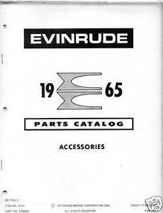 Evinrude Outboard Motor Manual