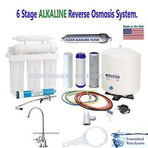 Rainsoft Model 9596 Reverse Osmosis Water Treatment System