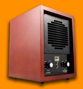 New Mtn HEPA UV Ionic Ionizer Ozone Generator Air Purifier Carbon Filter Cleaner