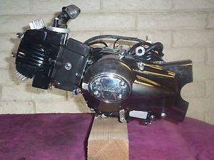 Honda Mini Trail 70 CT70 XR CRF 125 Engine Complete Turn Key Zongshen Lifan Runs
