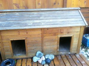 Large Insulated Dog House