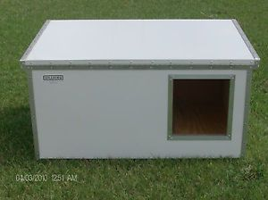 "Lifesaver Insulated Dog House Kit 45"" x 30"""