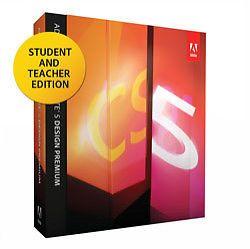 Adobe Creative Suite 5 5 Design Premium Student Edition for PC for Windows