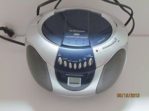 Emerson Portable CD Player Boombox Am FM Radio Cassette Recorder Player moreover 111691421454 also 391607164006 together with Vintage Emerson Portable TV FM AM Radio VR36 Television EBay also Vintage Miniature Portable Record Player Collectio. on emerson portable cd player