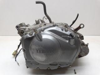 2011 Yamaha Raptor 350 Engine Motor Bottom End Crankshaft Crankcases Transmissio