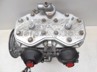 2001 Skidoo Ski Doo MXZ700 MXZ 700 Engine Motor Runs Strong
