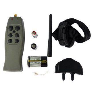 Remote Control Electronic Shock Dog Training Collar Pet Training Collars Vibrati