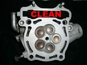 2003 2004 2005 Yamaha YZ250F Engine Motor Cylinder Head Valves Intake Exhaust